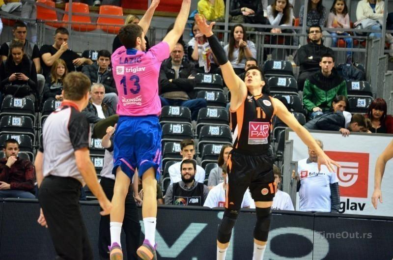 Mega u Beogradu igra utakmice Superlige