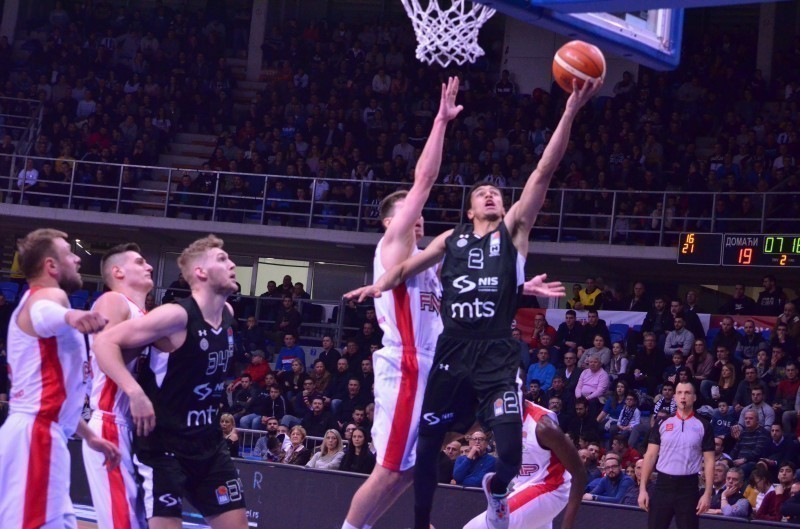 Kup Radivoje Korać 2019: FMP - Partizan (71:83)