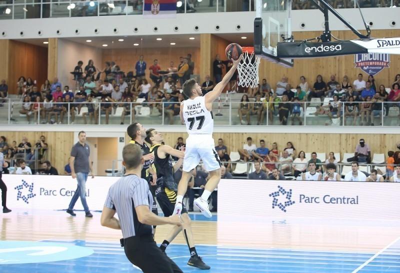 Parni valjak stao u drugoj: Partizan izgubio od Tenerifa