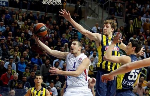 CSKA osvojio Istanbul
