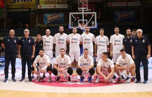 Srbija ubedljiva protiv Estonije