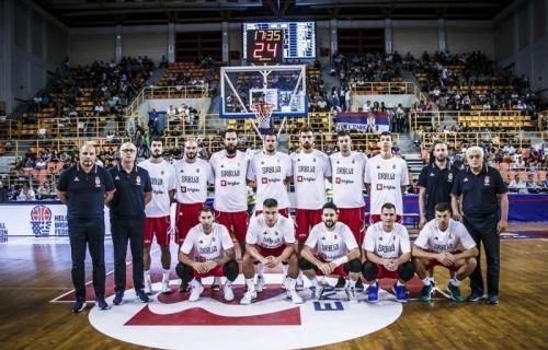 Srbija poražena od Grčke na Kritu