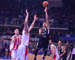 Crvena zvezda pobedila Partizan u neizvesnoj završnici, za verovatni okršaj u polufinalu