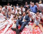 Crvena zvezda je novi-stari šampion Srbije