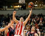 Zvezda izgubila od Baskonije