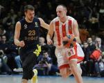 Zvezdini košarkaši slabi za šampiona Evrope