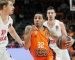 CSKA pao u Valensiji, Makabi čuva osmo mesto