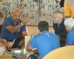 Okupila se košarkaška reprezentacija Srbije