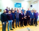 Tomašević podstiče mlade basketaše