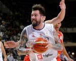 Košarkaška reprezentacija Srbije izgubila od Nemačke