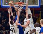 Partizan pobedio Megu