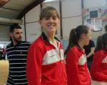 Mlada aleksinačka košarkašica Mina Đorđević MVP 5. kola