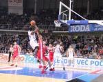 Partizan u polufinalu