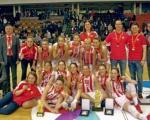 Mina opet uzela kup: Zvezda odbranila trofej u kupu Milana Cige Vasojevića