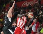 Crvena zvezda povela protiv Partizana u polufinalu ABA lige