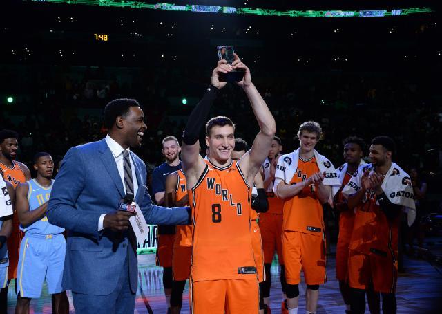 Tim Sveta bolji od Amerike, Bogdan Bogdanović MVP