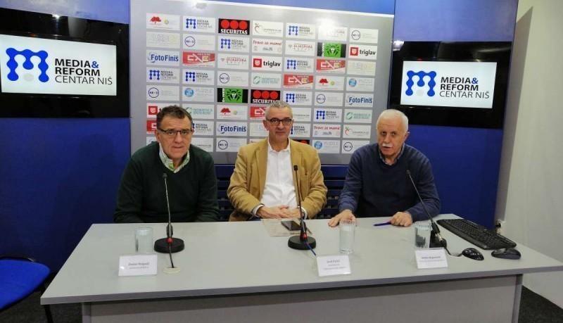 Održana konferencija za medije povodom početka Triglav osiguranje Kupa Radivoj Korać