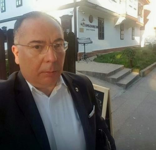 Hoće da stane na put prevarantima: Vule Vuković, predsednik KK Prokuplje