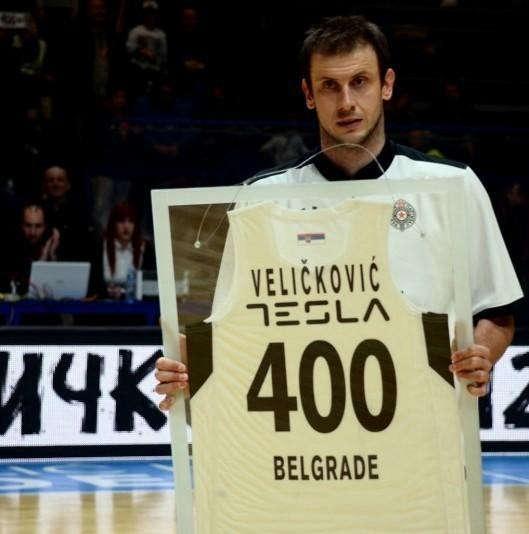 Veličković ponovo MVP kola u ABA ligi