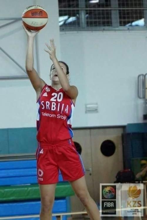 Marta Mitrović, novi biser iz Aleksinca